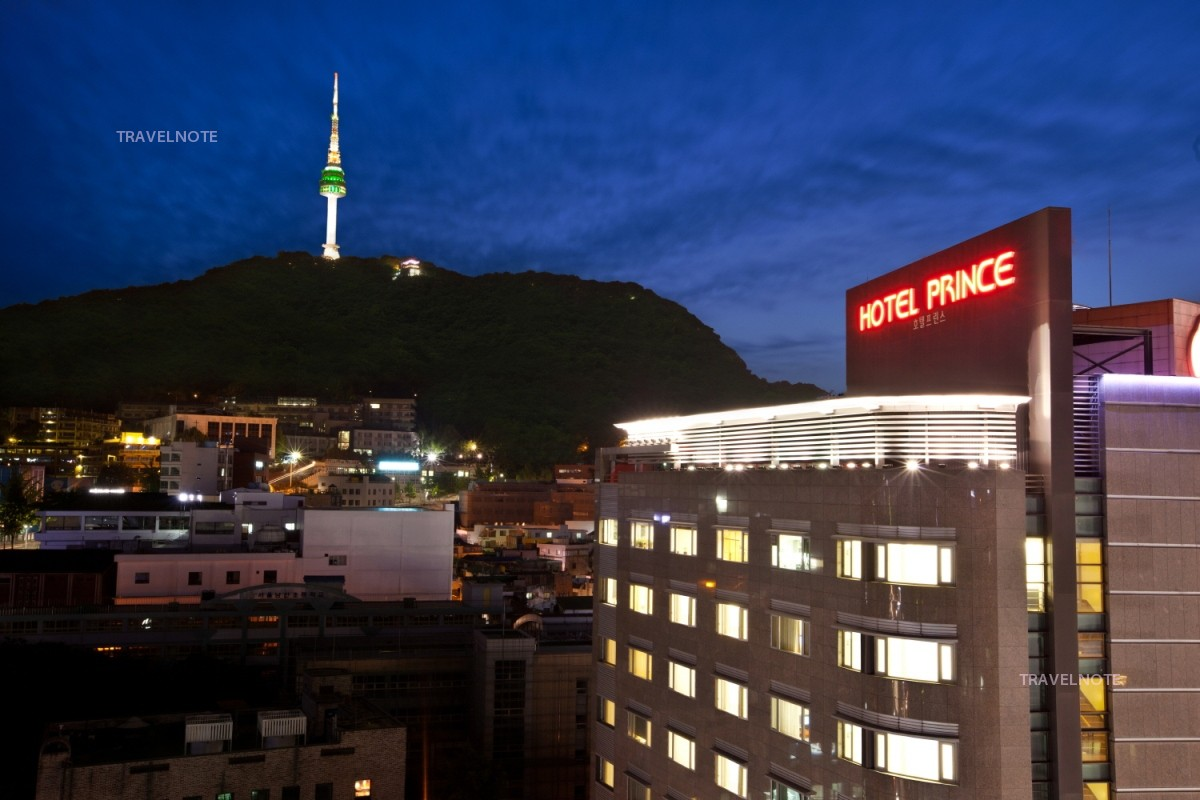 Book best western premier hotel kukdo seoul south korea hotels com - Three Star Seoul Prince Hotel Located In Front Of Myeongdong Station