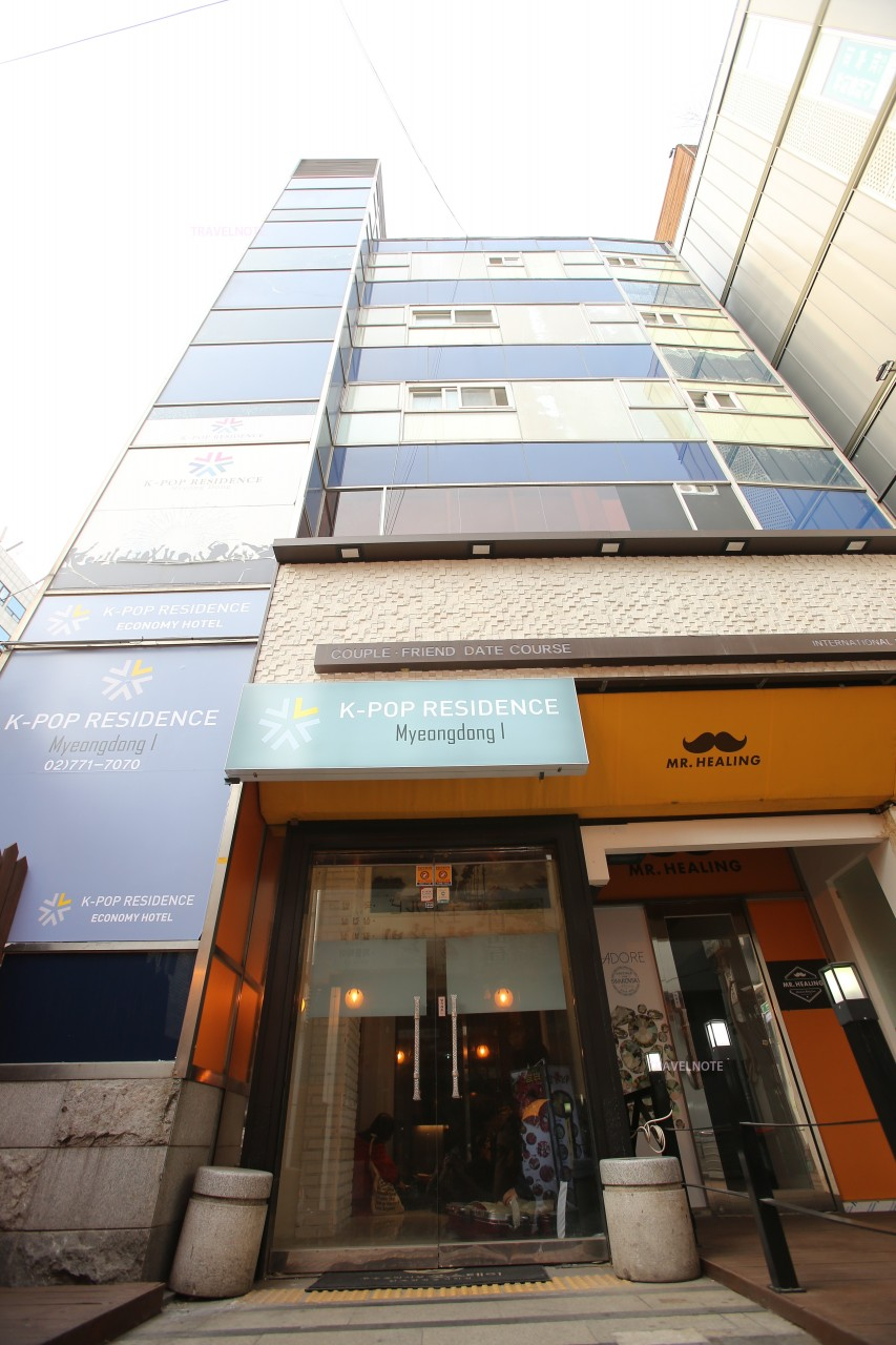 Book best western premier hotel kukdo seoul south korea hotels com - Residence In The Heart Of Myeongdong Seoul Convenient Location